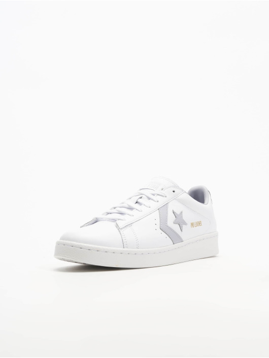 Converse Sneakers Pro Leather Ox biela