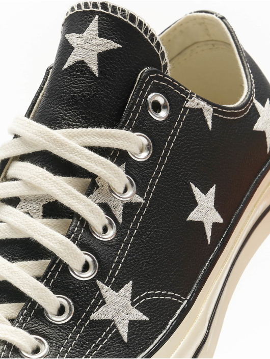 Converse Sneakers Chuck 70 Archive Print Leather black