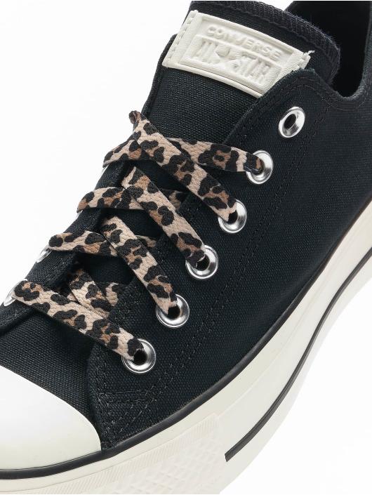 Converse Sneakers Ctas Lift Ox black