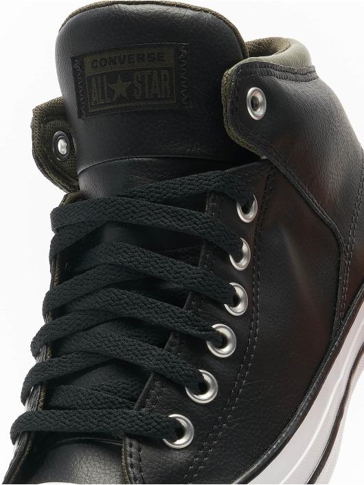 Converse Sneakers CTAS High Street Mid black