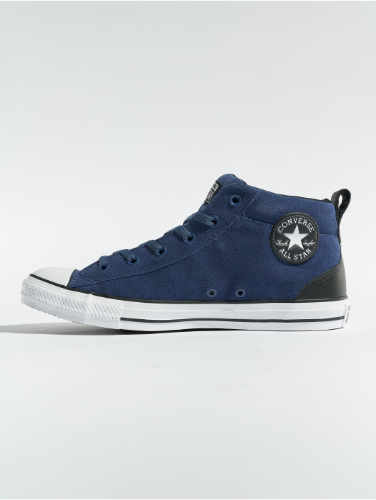 Converse Sneakers Chuck Taylor All Star Street Mid blue