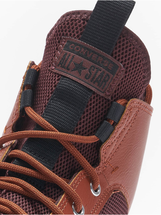 Converse Sneakers CTAS Ultra Mid brazowy