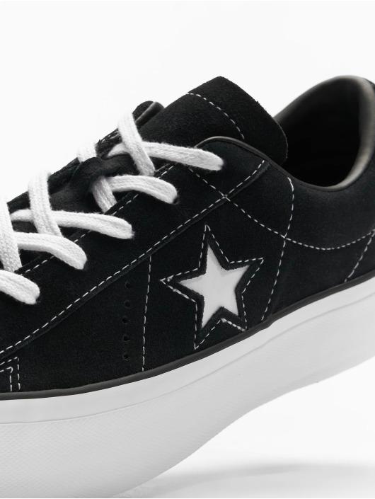 Converse Sneakers One Star Platform Ox czarny