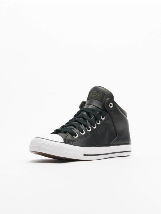 Converse Sneakers CTAS High Street Mid czarny