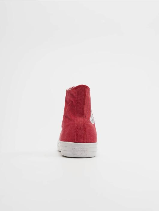 Converse Sneakers Chuck Taylor All Star Hi czerwony