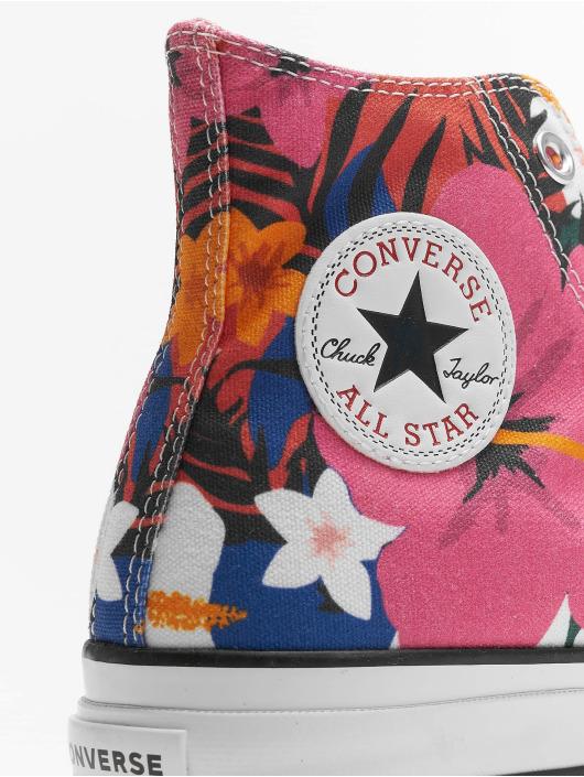 Converse Sneakers Chuck Taylor All Star Lift Hi czerwony
