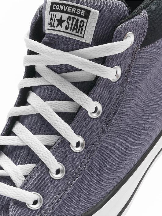 Converse Sneakers Chuck Taylor All Stars Street Mid Light grå