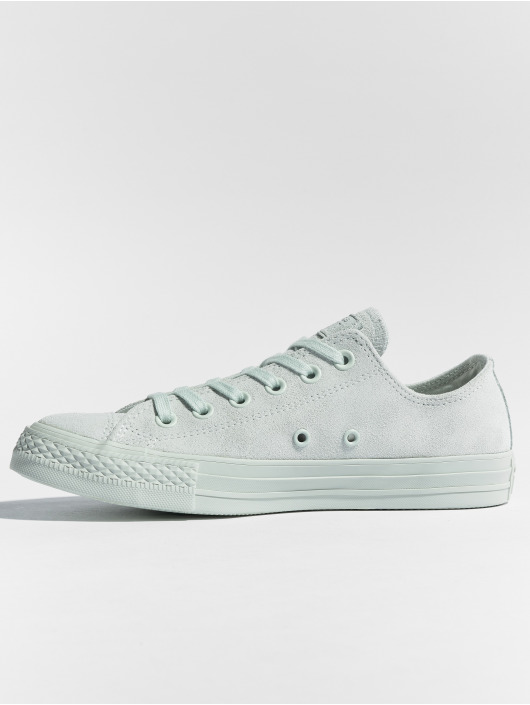 Converse Sneakers Chuck Taylor All Star Mono Suede gray