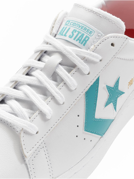 Converse Sneakers Pro Leather Ox hvid