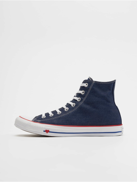 wholesale dealer 90c76 715c0 ... Converse Sneakers Chuck Taylor All Star Hi indigo ...