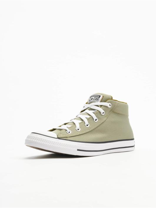 Converse Sneakers Chuck Taylor All Stars Street Mid kaki