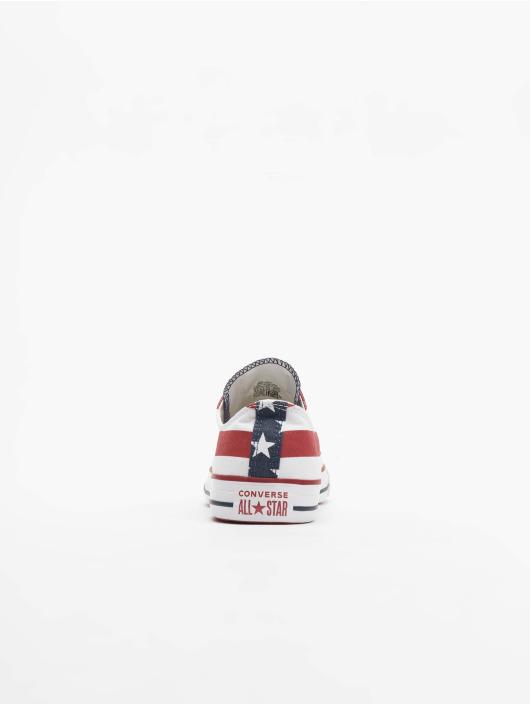 Converse Sneakers All Star Stars & Bars Ox mangefarvet