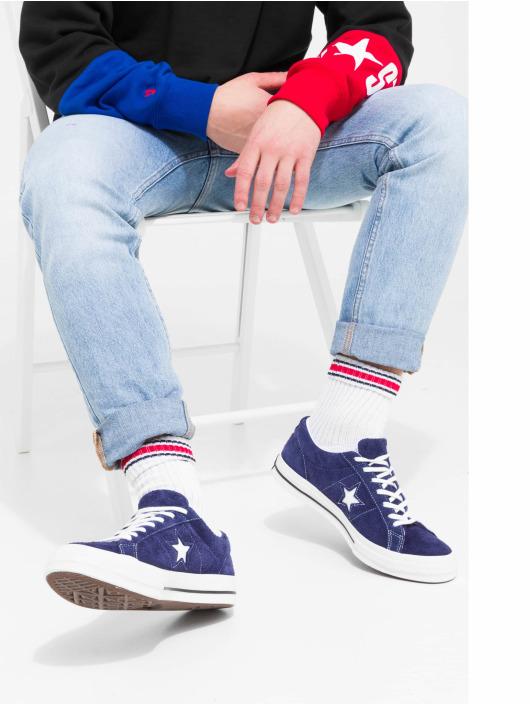 Converse Sneakers One Star Ox modrá