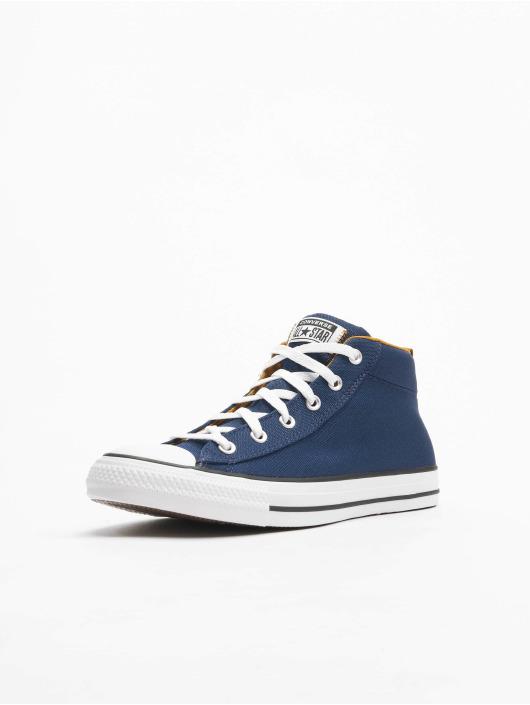 Converse Sneakers Chuck Taylor All Stars Street Mid niebieski