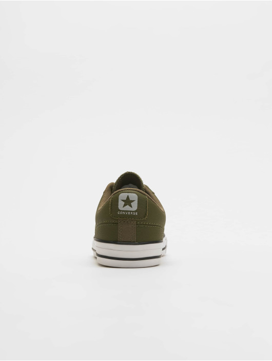 Converse Sneakers Star Player Ox oliven