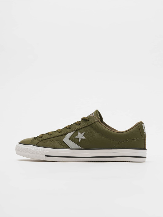 Converse Sneakers Star Player Ox oliwkowy