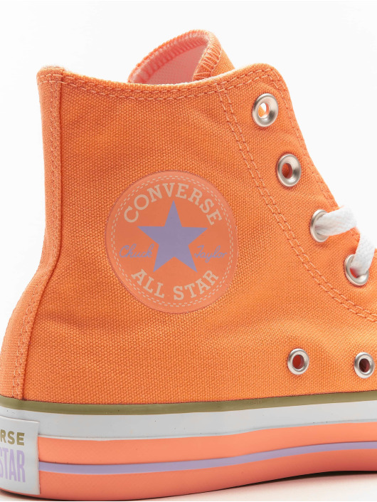 Converse Sneakers CTAS HI oranžová