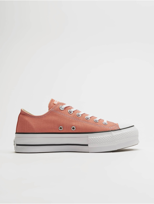 Converse Sneakers Chuck Taylor All Star Lift Ox orange