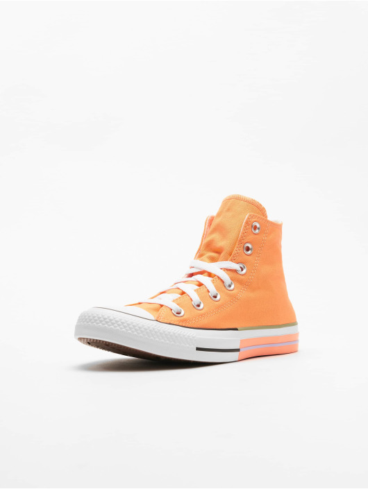 Converse Sneakers CTAS HI pomaranczowy