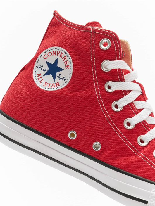 Converse Sneakers Chuck Taylor All Star rød