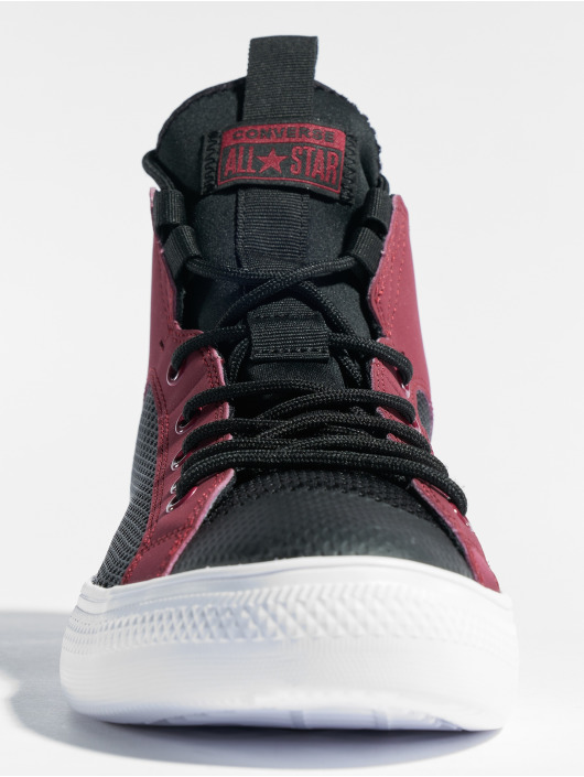Converse Sneakers All Star Ultra Mid red