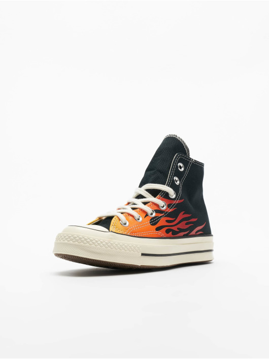 Converse Sneakers Chuck 70 Archive Prints Remixed svart