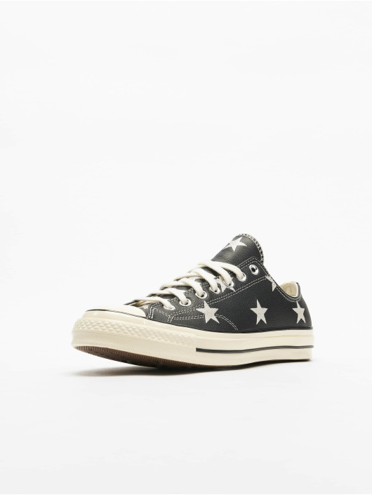 Converse Sneakers Chuck 70 Archive Print Leather svart