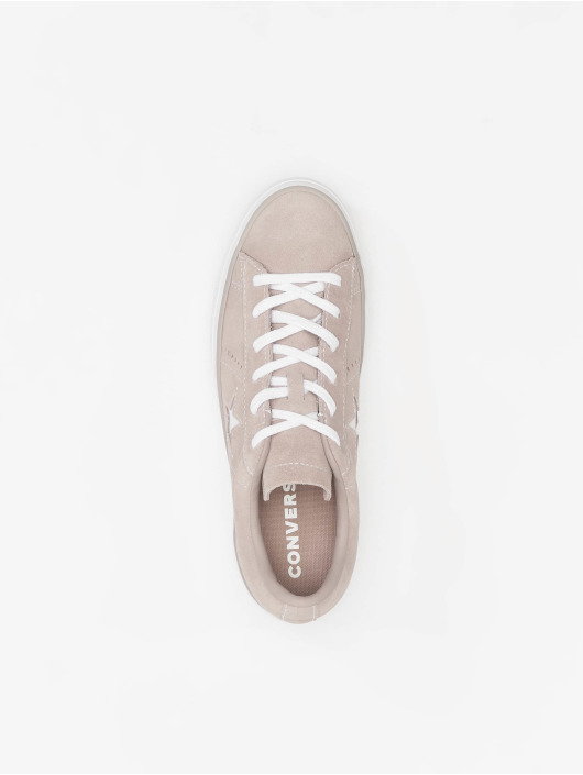 Converse Sneakers One Star Platform Ox szary