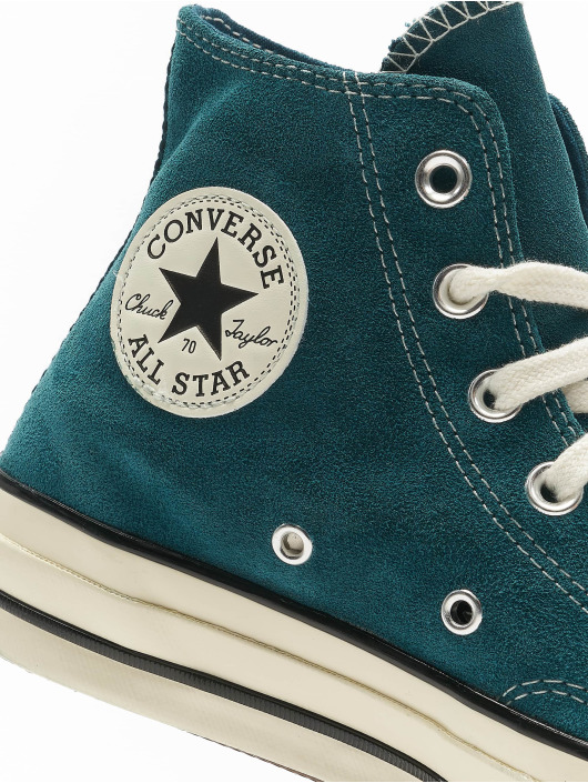 Converse Sneakers Chuck 70 Suede turquoise