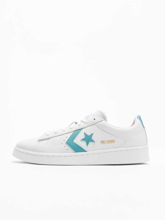 Converse Sneakers Pro Leather Ox vit
