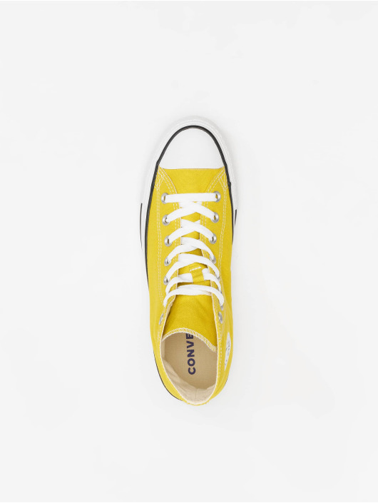 Converse Sneakers Chuck Taylor All Star Hi yellow
