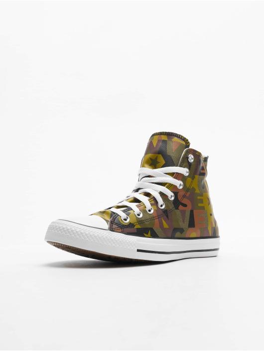Converse Sneakers Ctas Hi zelená