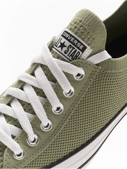 Converse Sneakers CTAS Knit OX zielony