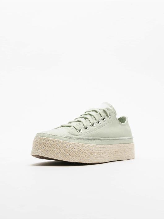 Converse Sneakers CTAS Espadrille OX zielony