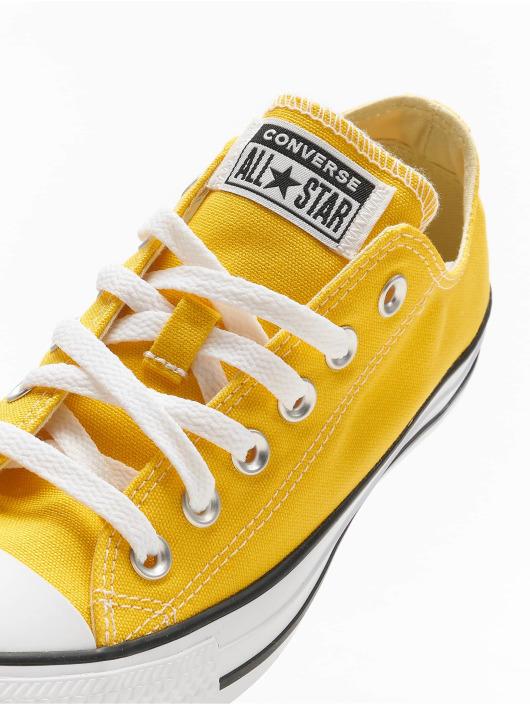 Converse Sneakers CTAS OX zólty