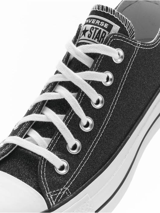 Converse Snejkry Chuck Taylor All Star Lift Glitter čern