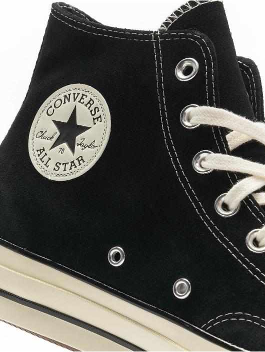 Converse Snejkry Chuck 70 Suede čern