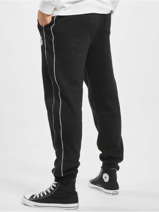 Converse Spodnie do joggingu All Star czarny