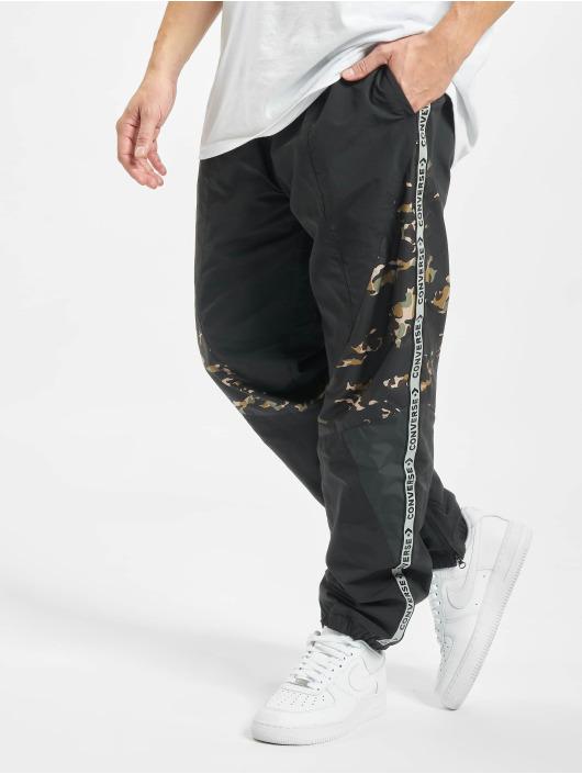 Converse Spodnie do joggingu Archive czarny