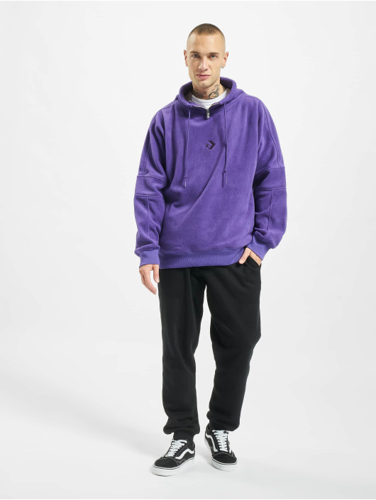 Converse Swetry Polar Fleece Archive fioletowy