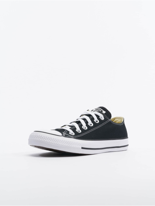 Converse Tøysko All Star Ox Canvas Chucks svart