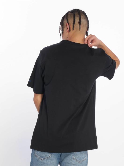 Converse T-Shirt Tilted Star Chevron black