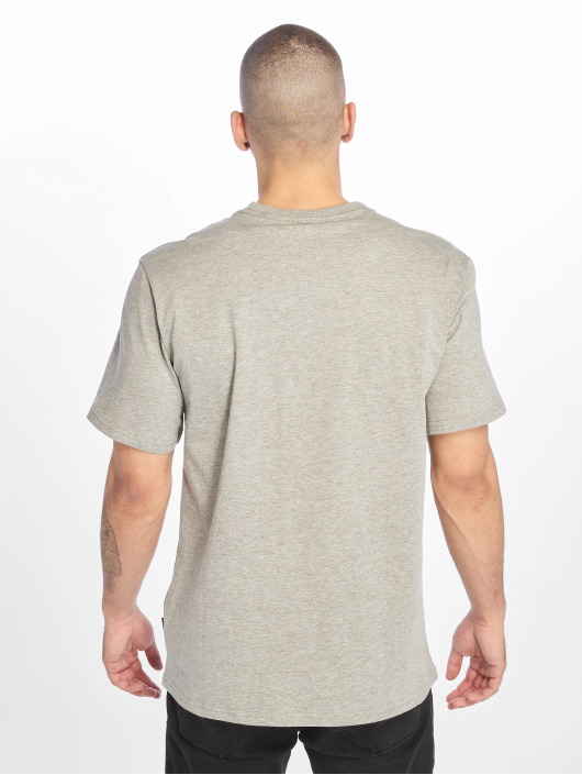 Converse t-shirt Left Chest Star Chevron grijs