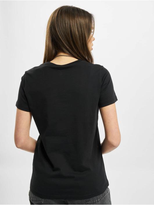 Converse T-shirt Chuck Patch Nova nero