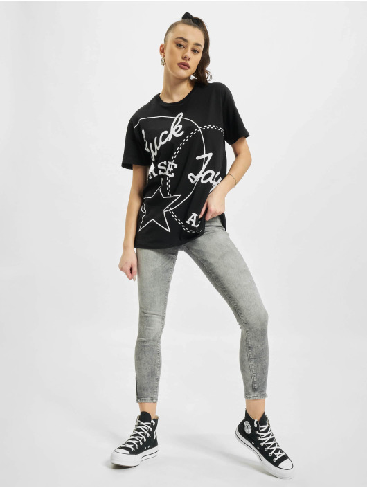 Converse T-shirt Exploded Chuck Patch nero