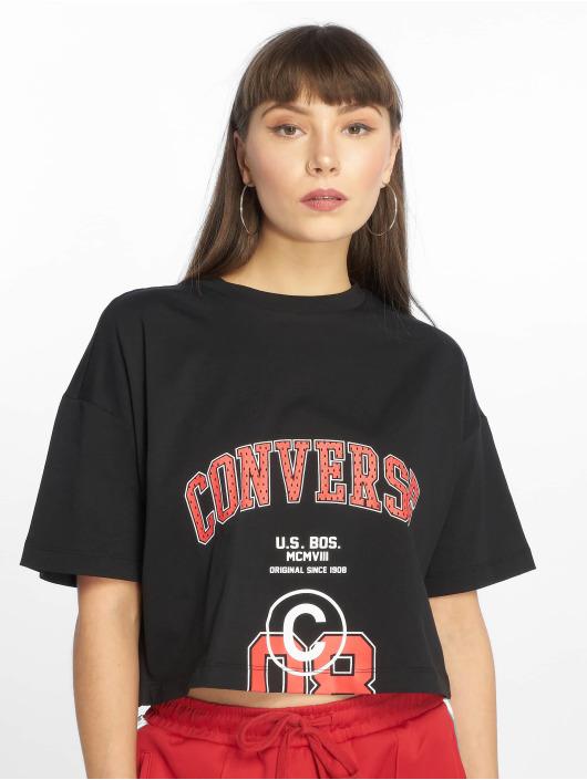 Converse T-Shirt 08 Tee schwarz