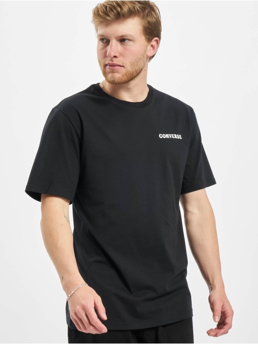Converse T-Shirt Groovy schwarz