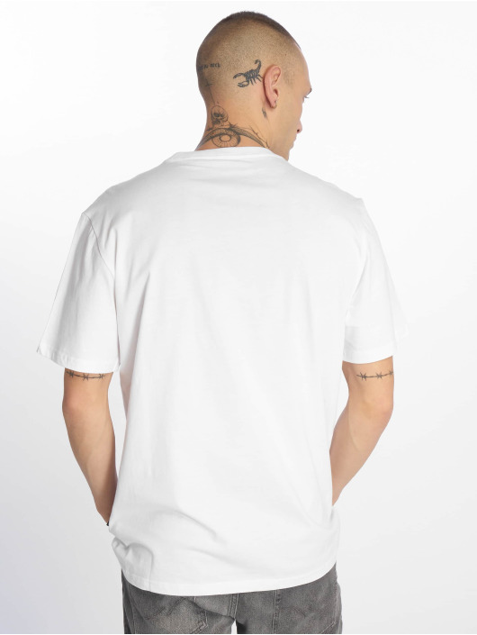 Converse T-Shirt Star Chevron weiß
