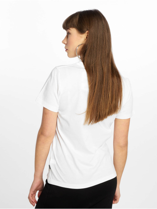 Converse T-Shirt In Bloom white