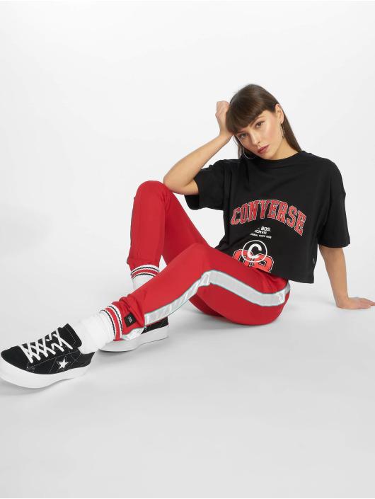 Converse T-Shirty 08 Tee czarny